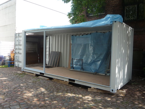 Containerhaus - Containerhouse - 18.07.